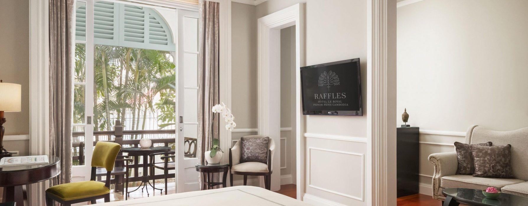 Raffles Hotel Le Royal Phnom Penh - Luxury Reborn, the New Raffles Offer
