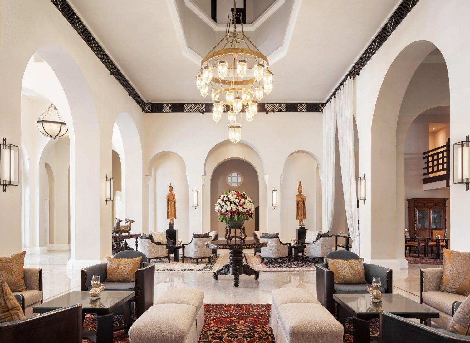 Raffles Hotel Le Royal Phnom Penh - The Conservatory