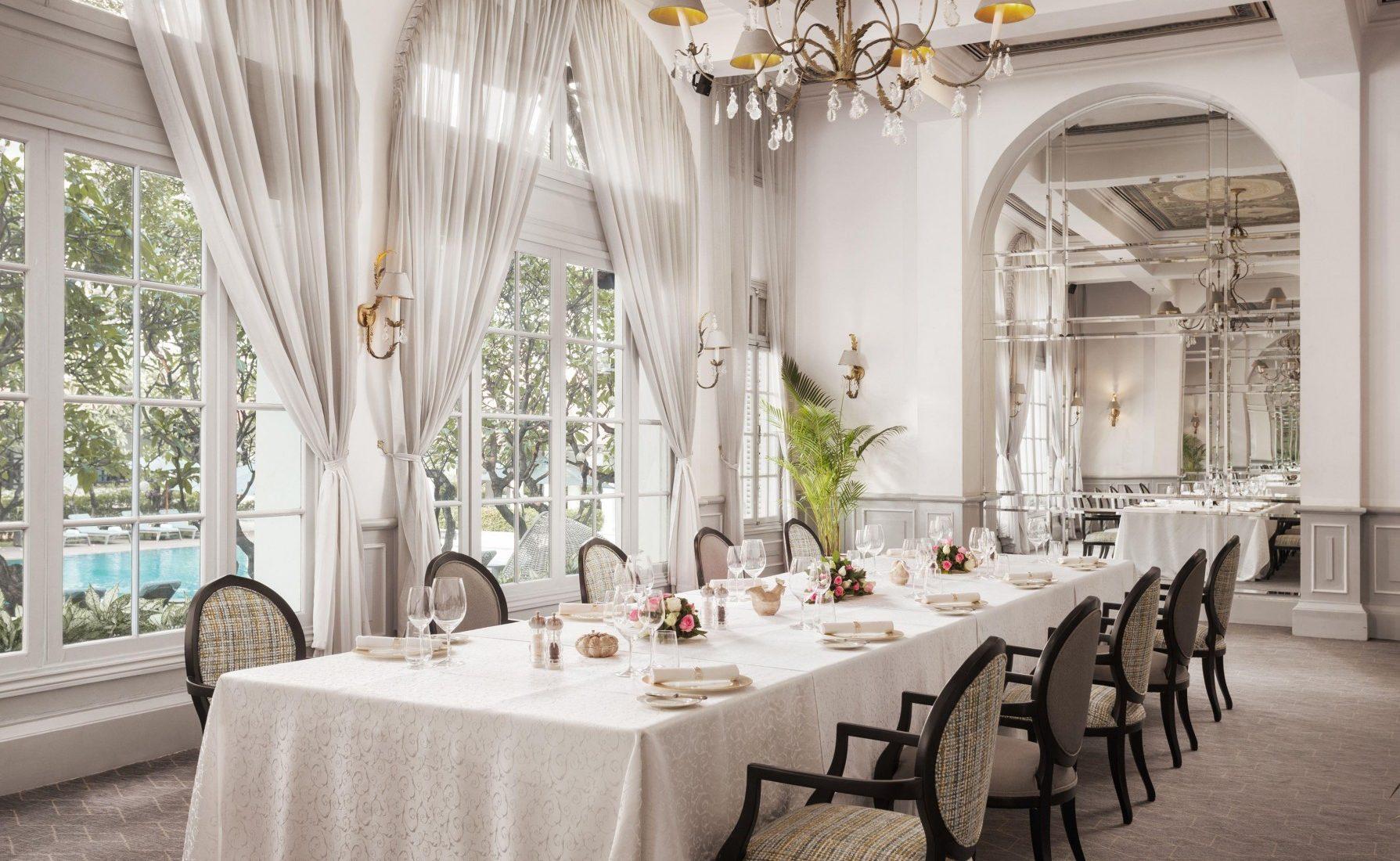Raffles Hotel Le Royal Phnom Penh - Restaurant Le Royal