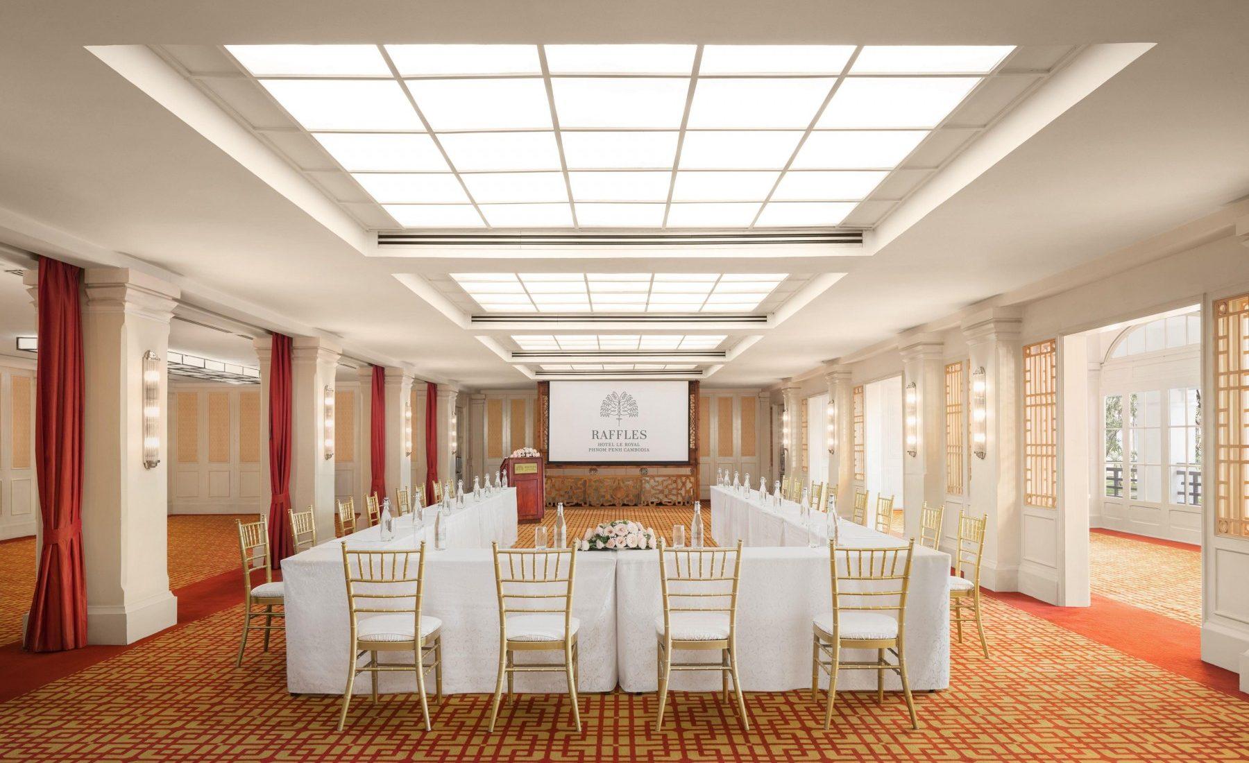 Raffles Hotel Le Royal Phnom Penh - Empress Room