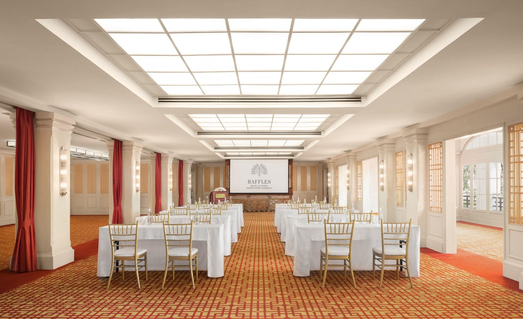 Raffles Hotel Le Royal Phnom Penh - Corporate Events
