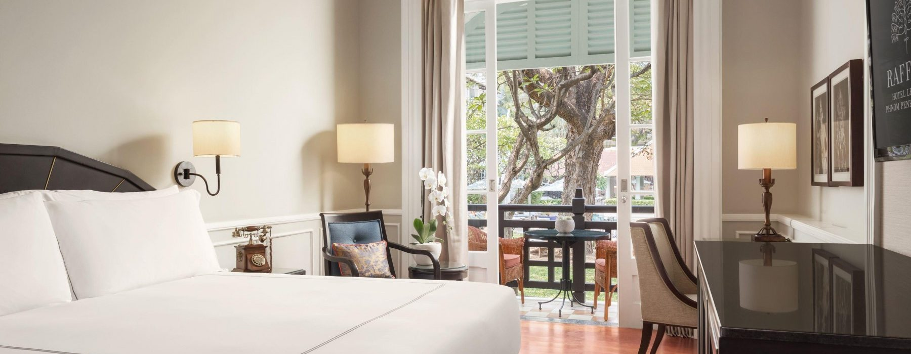 Raffles Hotel Le Royal Phnom Penh - Family Offer 50% off for The 2nd Room