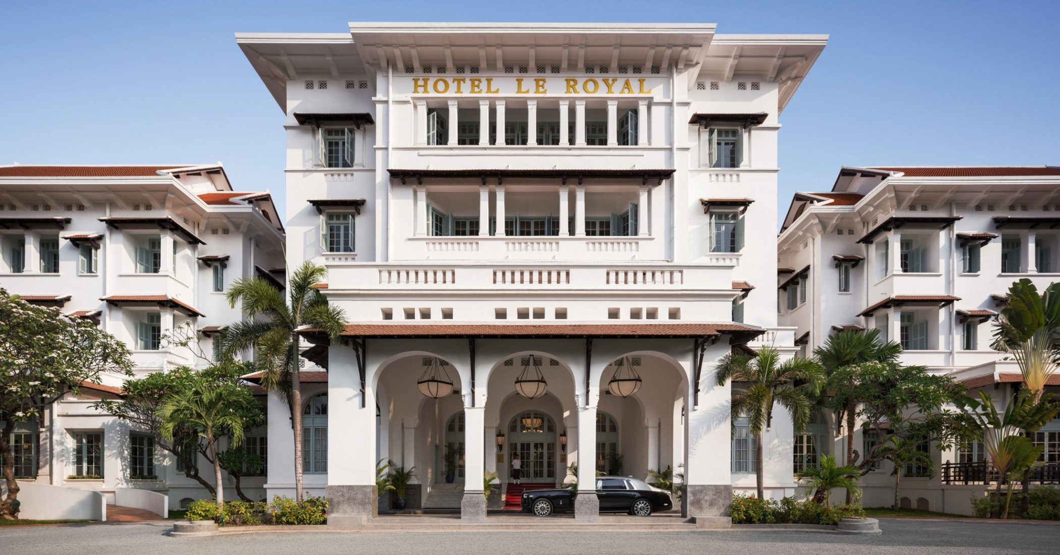 Raffles Hotel Le Royal Phnom Penh - Welcome to Raffles Hotel Le Royal